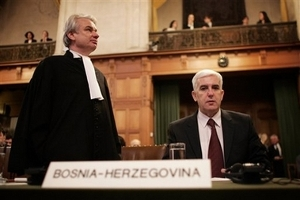 CNAB Response to the Ruling of the International Court of Justice (ICJ), Case of Bosnia vs. Serbia