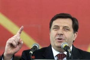 RS Prime Minister Milorad Dodik Must Be Dismissed