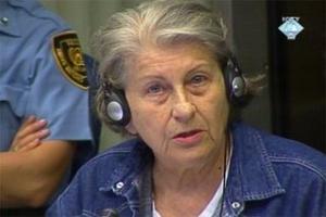 CNAB Letter to Swedish Authorities: Biljana Plavsic Does Not Deserve Leniency
