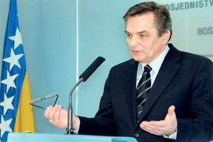Haris Silajdzic Calls for Revival of U.S. Role by Barack Obama