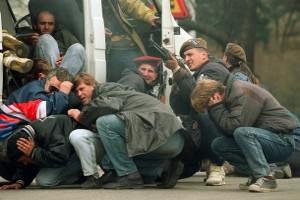 CNAB Commemorates the Siege of Sarajevo