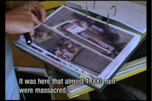 Lost Images of Srebrenica Genocide, Failed Attempt to Cover Up Evidence