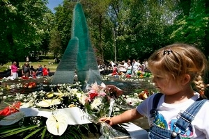 Sarajevo Remembers 1500 Children Killed During the Siege