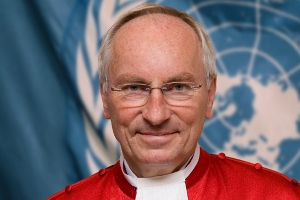 Joint Letter to ICTY Requesting Removal of Judge Flügge from the Ratko Mladic Case