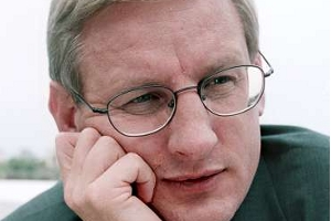 """Adieu, Mr. Bildt!"" by Hajrudin Somun"