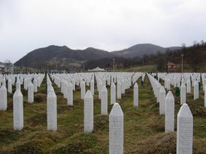 Buying Remorse for Srebrenica