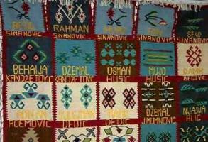 Srebrenica Memorial Quilt comes to Seattle