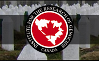 Experience of the Institute for Resarch of Genocide Canada {IRGC} in campaigning for the adoption of a Resolution on Genocide in Bosnia and Herzegovina in the Canadian Parliament