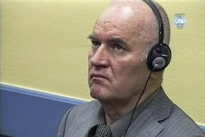 Incorrect media reports about the charges against Ratko Mladic