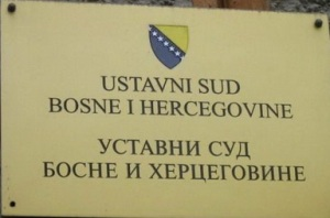 Open letter to the Bosnian Supreme Court and Commission on Human Rights regarding removal of the article 48