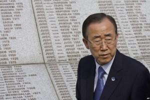 Open Letter to the UN Secretary General Ban Ki-moon