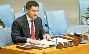 Serbia to Manipulate UN Document in April 2013