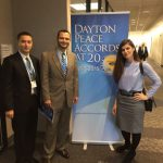 CNAB at the 20th Anniversary of the Dayton Agreement Conference in Dayton, OH