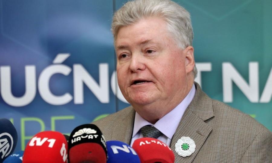 Pettigrew: Republika Srpska osnovana s genocidnom namjerom