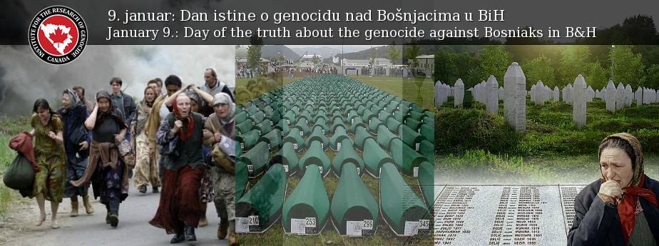 IGK Kanada: Nastavljamo se boriti protiv negatora genocida