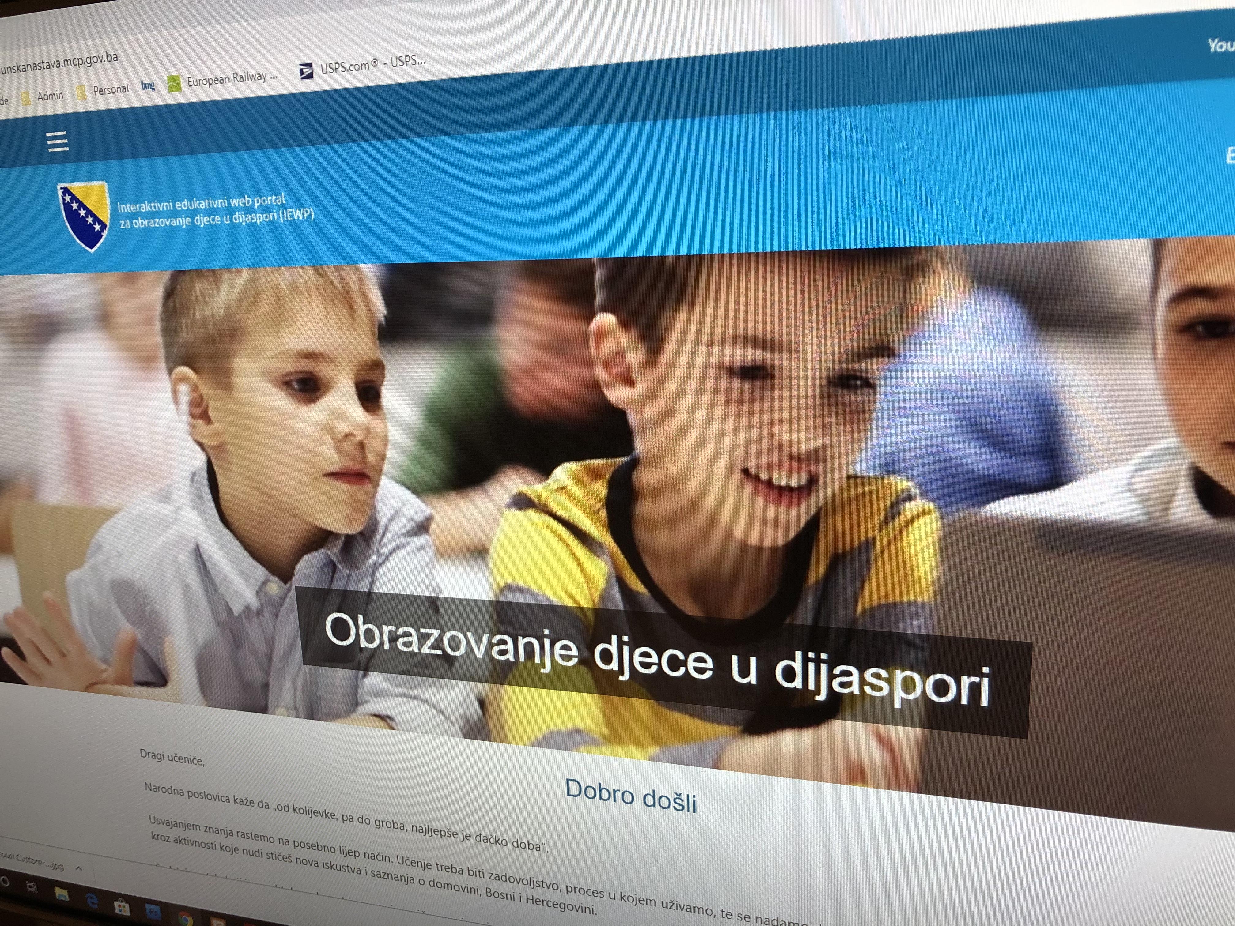 Traže se korekcije na Portalu za dopunsku nastavu