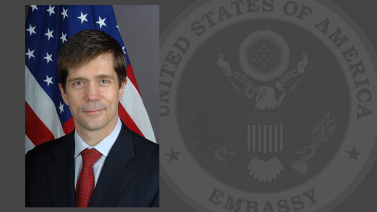 Congratulatory letter to His Excellency Eric Nelson