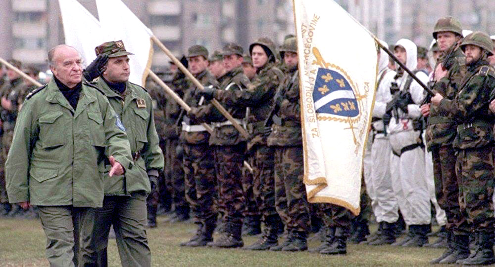 15. april – Dan Armije RBiH