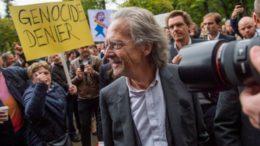 PRESS RELEASE: Genocide denier Handke gets Nobel prize