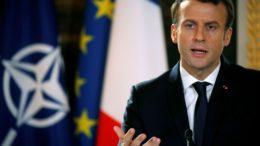 The hateful rhetoric by the French president Macron