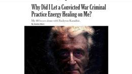 Saopćenje povodom skandaloznog članka Jessice Stern u NY Timesu