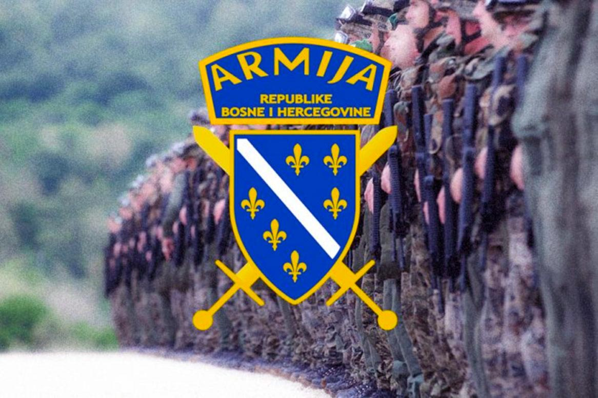 15. april - Dan Armije RBiH