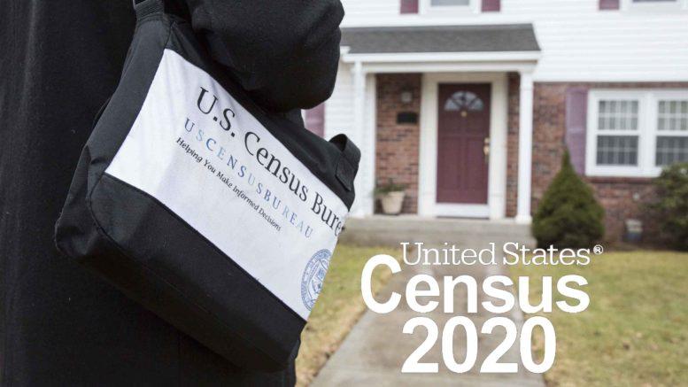 Popis stanovništva u USA 2020