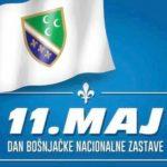 11. maj – Dan bošnjačke zastave