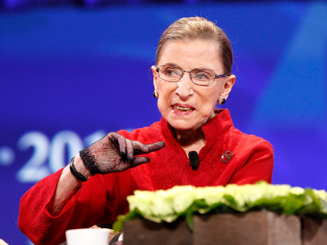The Bosniak American Community joins the Nation in mourning the loss of U.S. Supreme Court Justice Ruth Bader Ginsburg