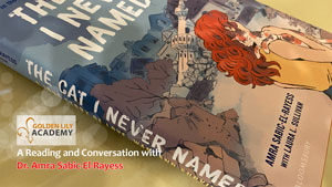A Reading and Conversation with Dr. Amra Sabic-El-Rayess
