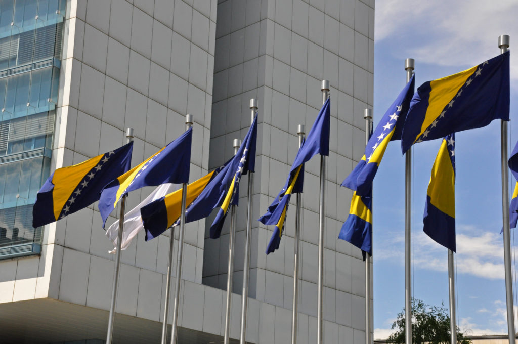 Happy Independence Day to all citizens and friends of Bosnia and Herzegovina