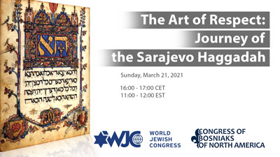 The Art of Respect: Journey of the Sarajevo Haggadah