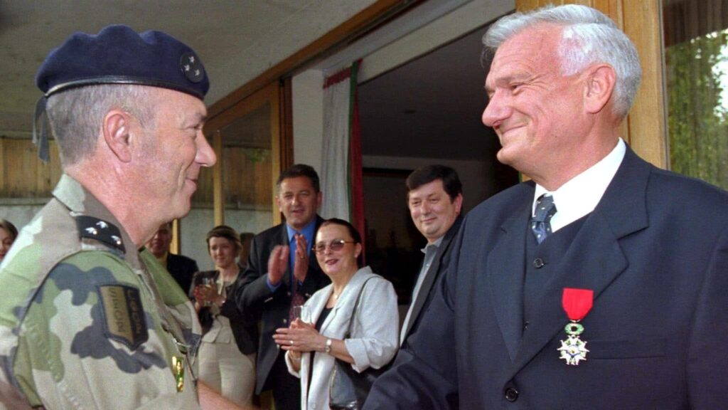 Bosnia Mourns General Divjak, Defender of Sarajevo