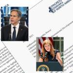 CBNA's Letters to Antony Blinken and Samantha Power