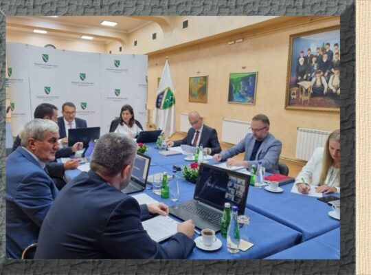 CBNA signs MoU's with Bosniak National Councils of Southeast Europe